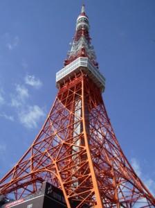 タワー外観 昼間 ①