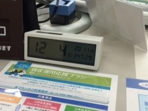 写真33 時計