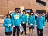 仙台市「ポイ捨て防止キャンペーン」へ参加しました!