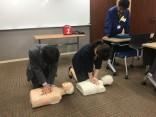 AED講習会を行いました!