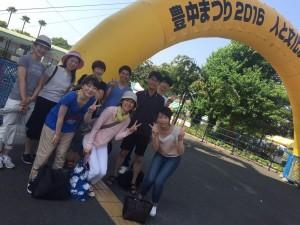 豊中祭りブログ写真