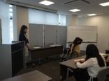 サービス介助士による勉強会を支店内で実施しました!