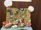 夏季限定企画、昔懐かしい駄菓子コーナーを設置しています!(コンサルプラザ新橋)