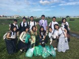 多摩川清掃活動を実施しました!