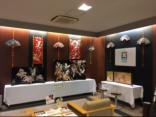 「村松洋子作品展」を開催しています!