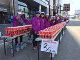名古屋ウィメンズマラソンにボランティアとして参加しました!