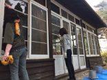 ヴォーリス六甲山荘の清掃活動に参加しました!