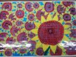 「ひまわりの花絵画コンクール」入賞作品が決まりました!