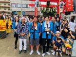 第17回津田沼ふれあい夏祭りに参加しました!