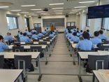 三重県警察学校にて資産運用に関する授業を行いました!